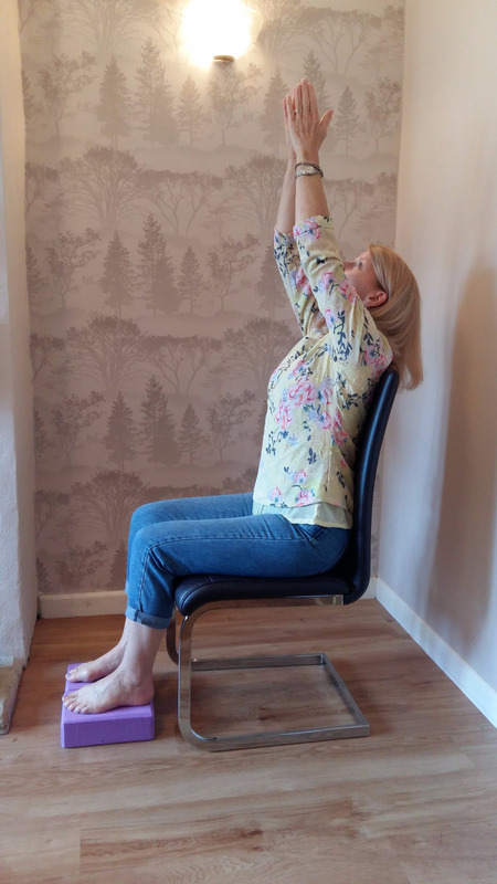 Chair Yoga … starting Monday 12th July