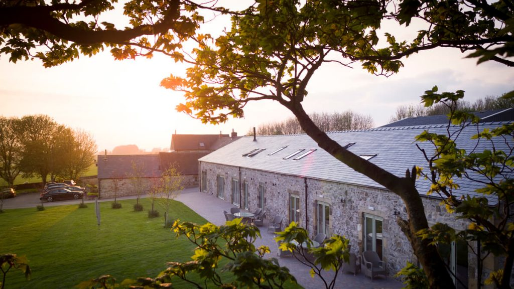 Uppermoor Farm - Peak District Luxury Yoga Retreat'